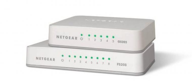 Switch non manageable 5 ports Gigabit Ethernet