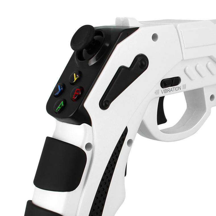 Pistolet connect bluetooth - compatible android et ios