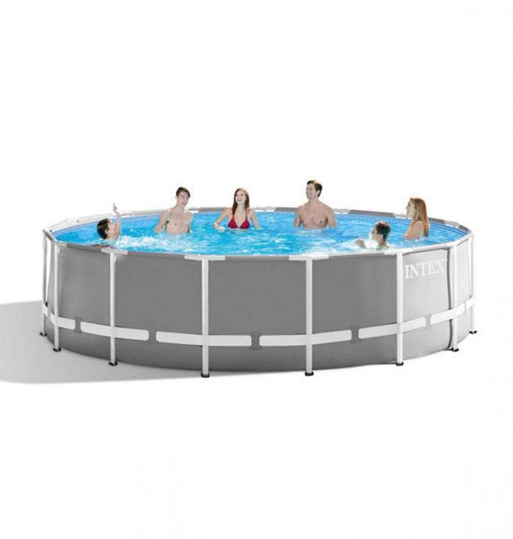 PISCINE INTEX PRISM 4,57*1,22