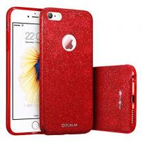 Coque Triple Iphone 6, Rouge