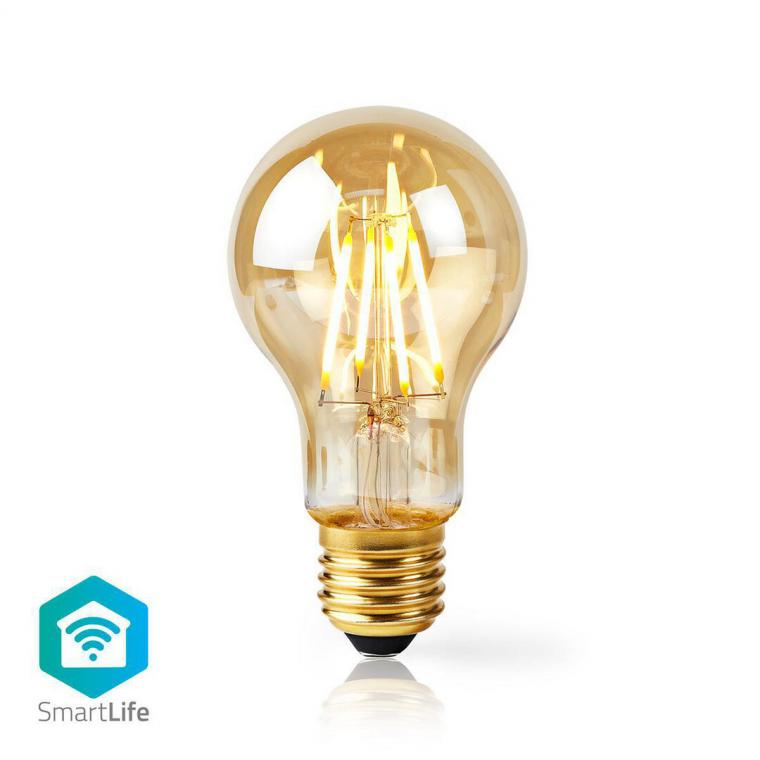 Ampoule filament LED WIFI  E27 A60 5W  500LM