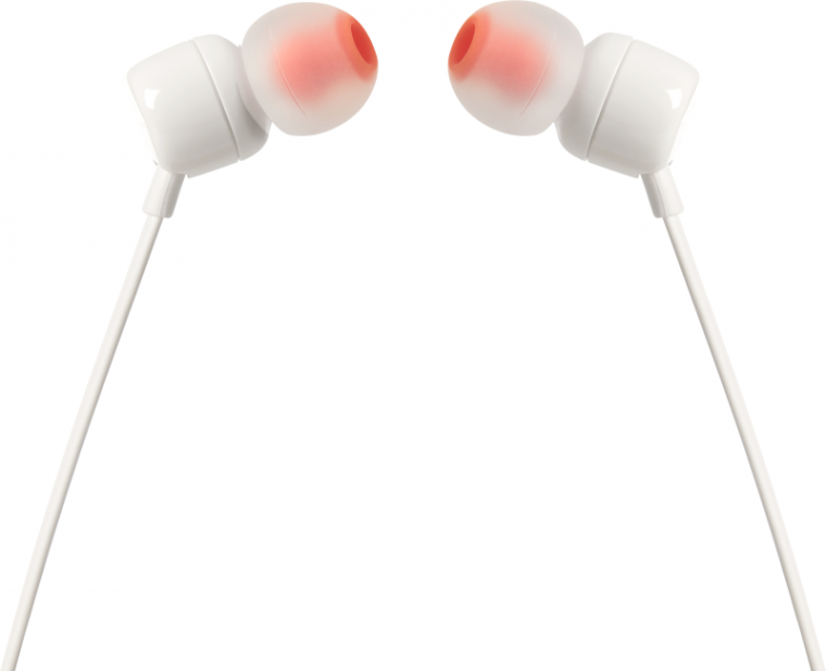 Ecouteurs intra auriculaire , Blanc