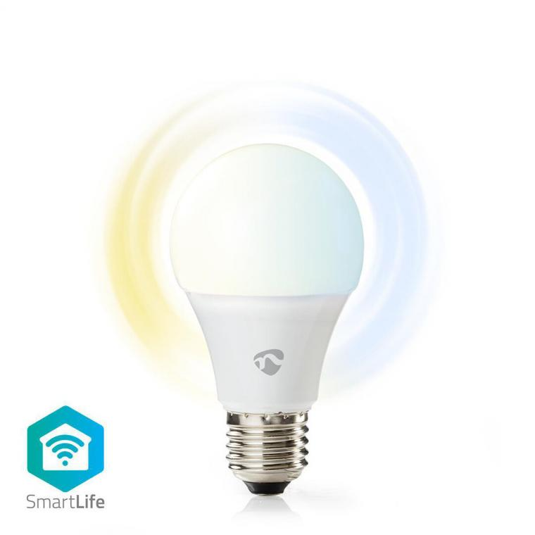 Ampoule LED WIFI blanc chaud à blanc froid E27