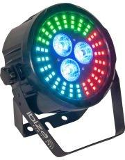 Spot animation led 3*18w - 6en1