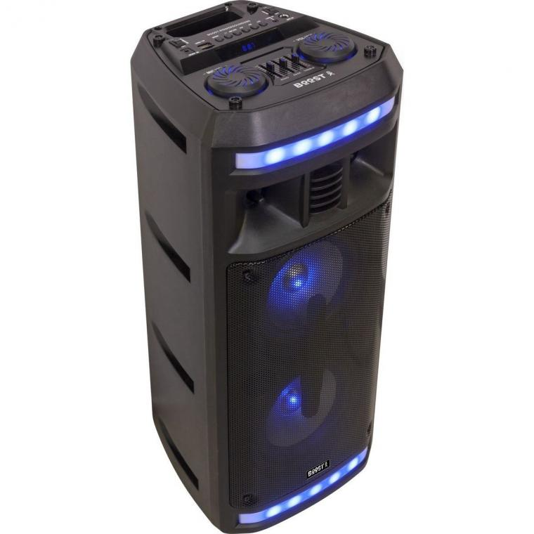 Enceinte active autonome bluetooth- usb