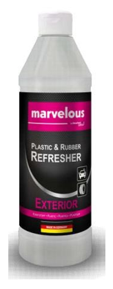 Soin PLASTIC RUBBER REFRESHER EXTERIOR 500ML